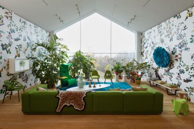 Mẫu sofa hiện đại cho phòng khách - Mẫu 03