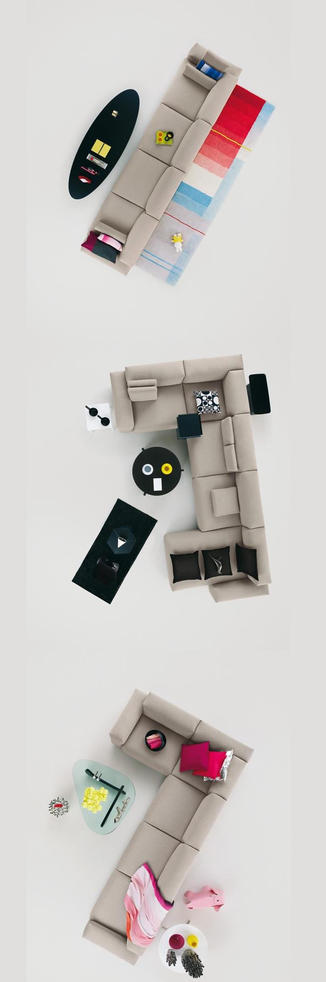 Mẫu sofa hiện đại cho phòng khách - Mẫu 05