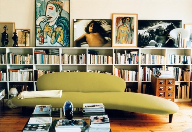 Mẫu sofa hiện đại cho phòng khách - Mẫu 07