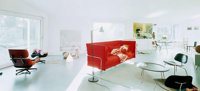 Mẫu sofa hiện đại cho phòng khách - Mẫu 09