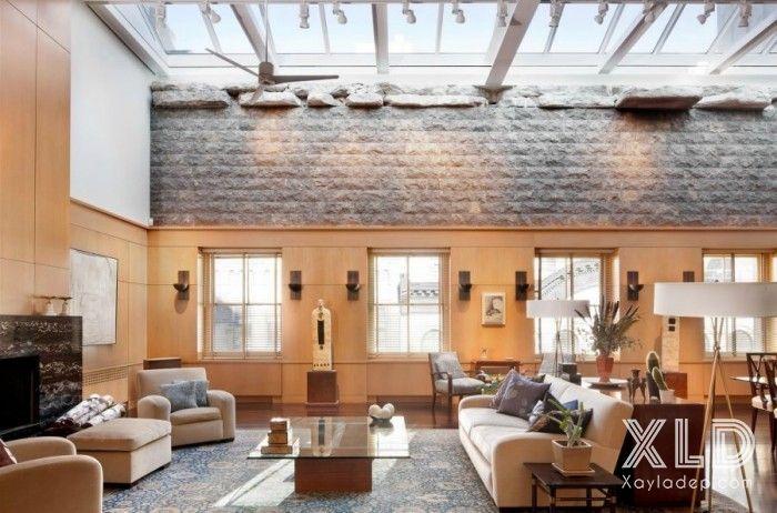 thiet-ke-phong-khach-phong-cach-skylights-9 14 mẫu phòng khách tuyệt đẹp theo phong cách skylights