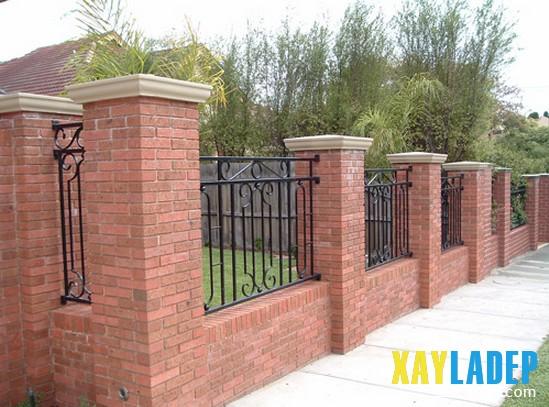 15-mau-hang-rao-dep-12-1 15 Mẫu hàng rào đẹp và an toàn cho các công trình nhà ở