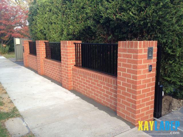 15-mau-hang-rao-dep-13 15 Mẫu hàng rào đẹp và an toàn cho các công trình nhà ở