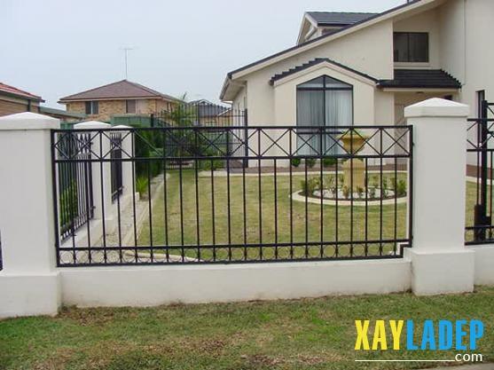 15-mau-hang-rao-dep-3 15 Mẫu hàng rào đẹp và an toàn cho các công trình nhà ở