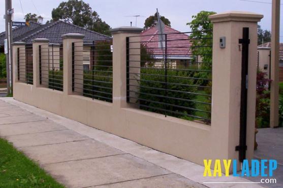 15-mau-hang-rao-dep-4 15 Mẫu hàng rào đẹp và an toàn cho các công trình nhà ở