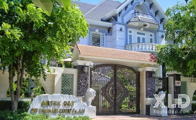5 | Mẫu cổng đẹp biệt thự