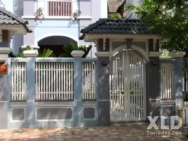 15 | Cổng nhà và hàng rào đẹp