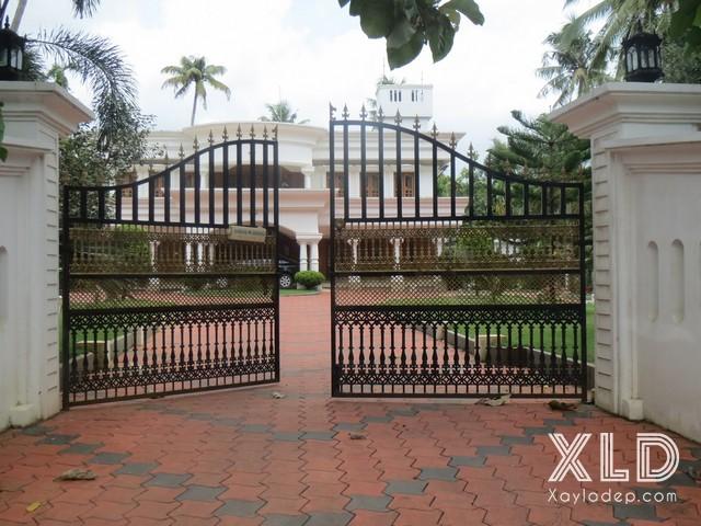 17 | cổng biệt thự đẹp nhất