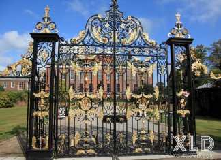 24 Mẫu cổng sắt đẹp nhất trong danh sách các mẫu cổng nhà đẹp 2018