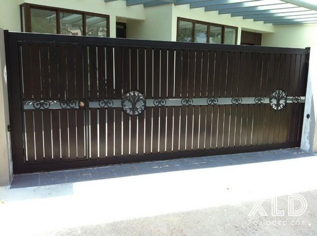 7 | Mẫu cổng nhà đẹp