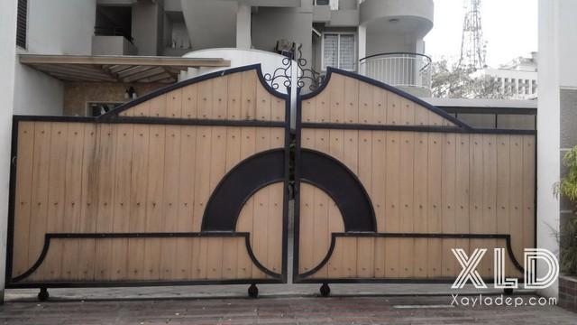 9 | Cổng nhà đẹp ở nông thôn
