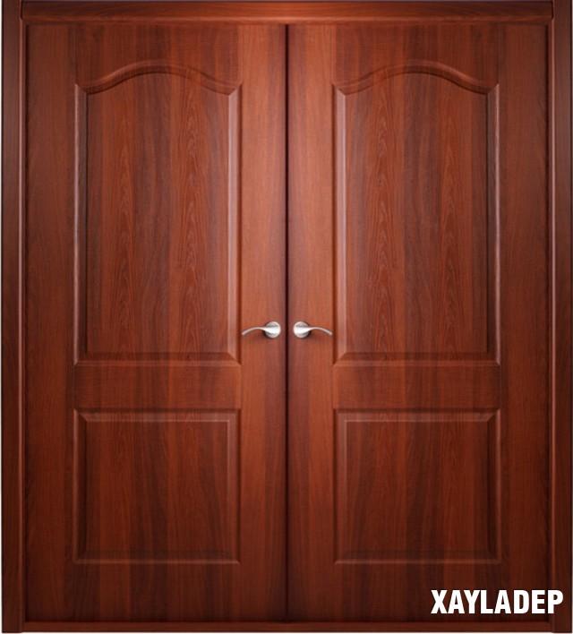 Bên cạnh đó với các thiết kế hiện đại hơn, các mẫu cửa gỗ thường đơn giản hơn trong thiết kế,