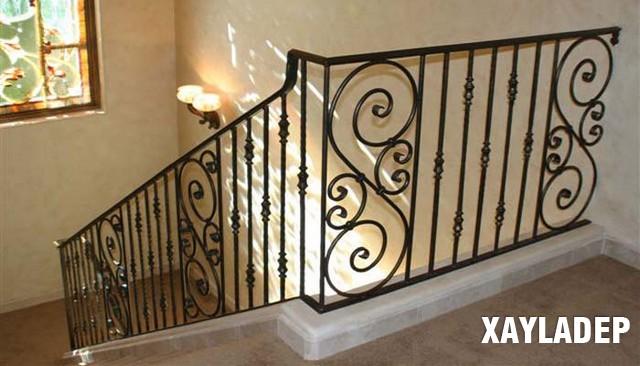 mau-lan-can-dep-1 24 Mẫu lan can đẹp cho thiết kế cầu thang, lan can, hàng rào