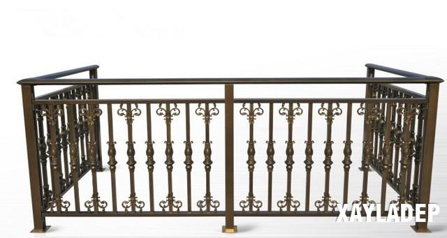 mau-lan-can-dep-13 24 Mẫu lan can đẹp cho thiết kế cầu thang, lan can, hàng rào