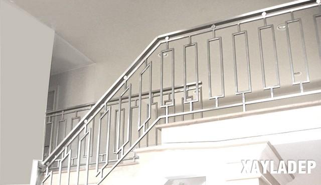 Mẫu lan can cầu thang 2