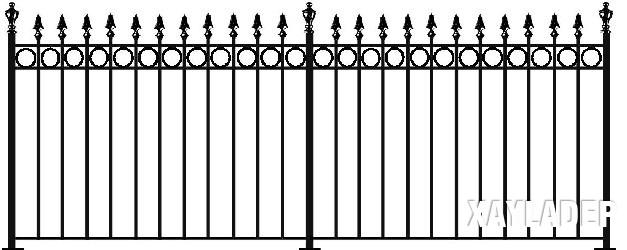 mau-lan-can-dep-9 24 Mẫu lan can đẹp cho thiết kế cầu thang, lan can, hàng rào