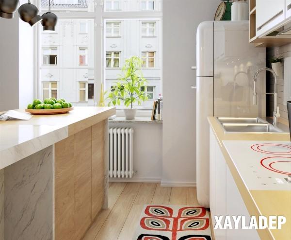 noi-that-tuoi-sang-theo-phong-cach-scandinavian-10 Nét phá cách của 2 căn hộ chung cư lấy cảm hứng từ phong cách scandinavian