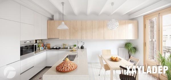 noi-that-tuoi-sang-theo-phong-cach-scandinavian-3 Nét phá cách của 2 căn hộ chung cư lấy cảm hứng từ phong cách scandinavian