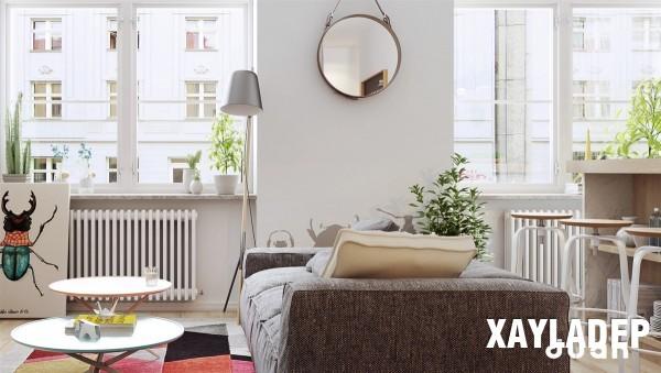 noi-that-tuoi-sang-theo-phong-cach-scandinavian-7 Nét phá cách của 2 căn hộ chung cư lấy cảm hứng từ phong cách scandinavian