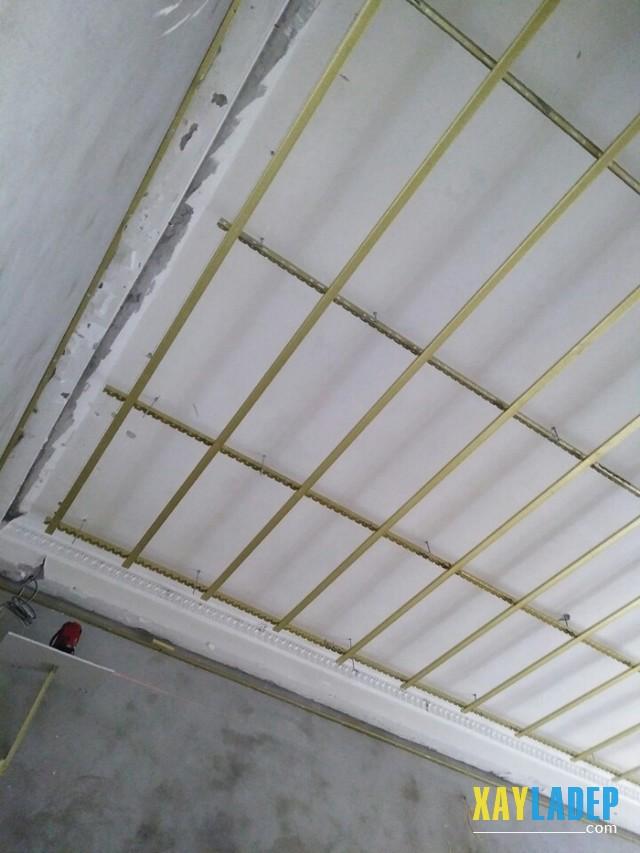 thi-cong-tran-thach-cao-3 Các công trình trần thạch cao thi công tại Cầu Giấy - Hà Nội