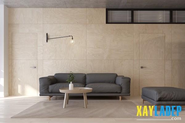 Thiết kế nội thất chung cư 100m2 cho gia đình 4 người