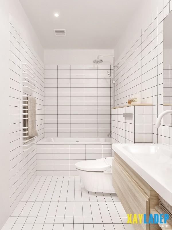 thiet-ke-noi-that-chung-cu-100m2-cho-gia-dinh-4-nguoi-16 Thiết kế nội thất chung cư 100m2 cho gia đình 4 người