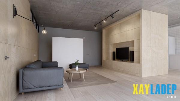 thiet-ke-noi-that-chung-cu-100m2-cho-gia-dinh-4-nguoi-5 Thiết kế nội thất chung cư 100m2 cho gia đình 4 người