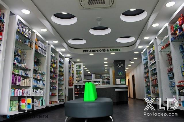 10. Thiết kế của shop bán đồ mỹ phẩm