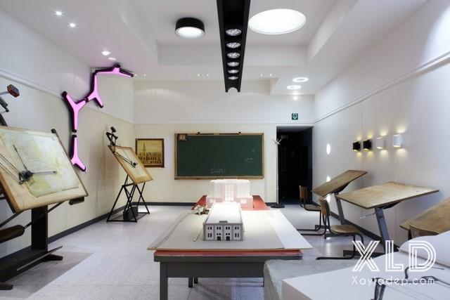 tran-thach-cao-cho-cua-hang-showroom-12 20 Mẫu trần thạch cao tuyệt đẹp cho cửa hàng - showroom - shop