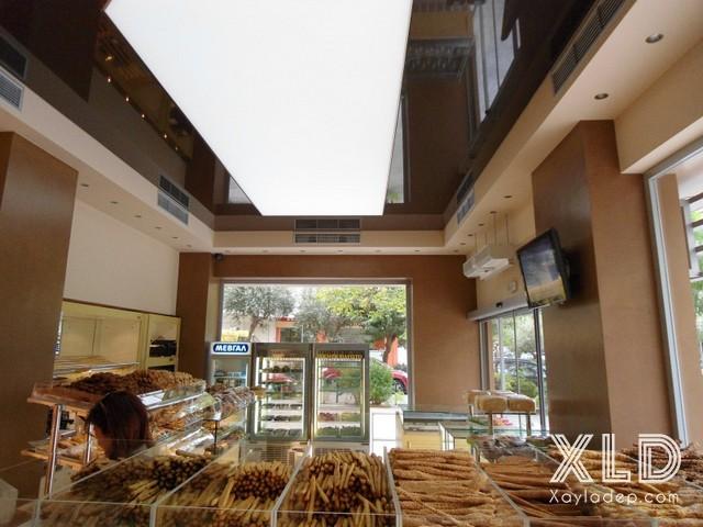 tran-thach-cao-cho-cua-hang-showroom-16 20 Mẫu trần thạch cao tuyệt đẹp cho cửa hàng - showroom - shop