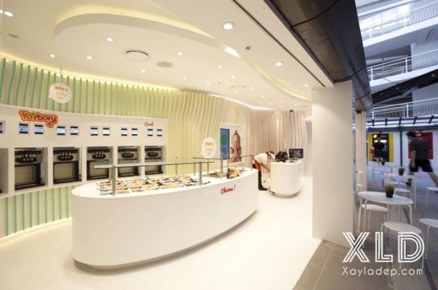tran-thach-cao-cho-cua-hang-showroom-8 20 Mẫu trần thạch cao tuyệt đẹp cho cửa hàng - showroom - shop