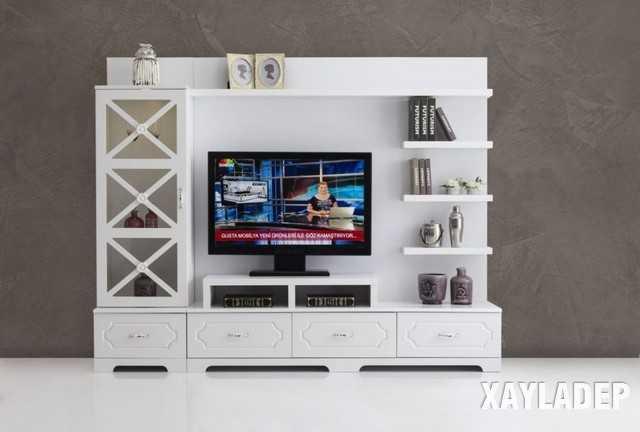 25-mau-ke-tivi-dep-2 Lác mắt với 30+ mẫu kệ tivi đẹp, mẫu kệ tivi phòng khách hiện đại 2017