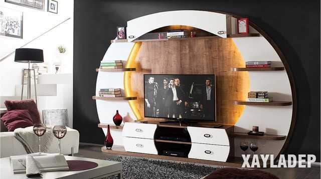25-mau-ke-tivi-dep-3 Lác mắt với 30+ mẫu kệ tivi đẹp, mẫu kệ tivi phòng khách hiện đại 2017