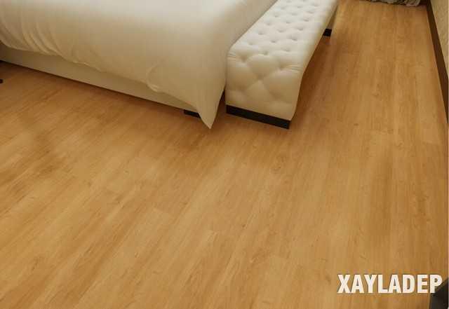 san-nhua Có nên dùng sàn nhựa thay cho sàn gỗ hay không?