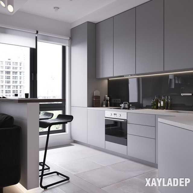 thiet-ke-noi-thatchung-cu-45m2-10 Thiết kế nội thất chung cư 45 m2 phong cách hiện đại và thanh lịch