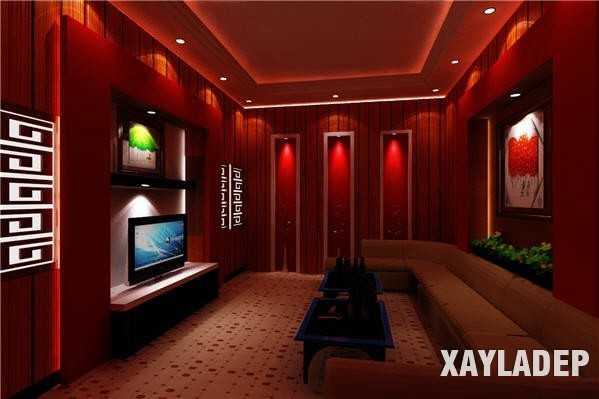 52 Mẫu thiết kế phòng karaoke đẹp nhất 2019 - Mẫu 12