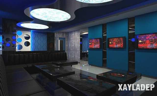 52 Mẫu thiết kế phòng karaoke đẹp nhất 2019 - Mẫu 22