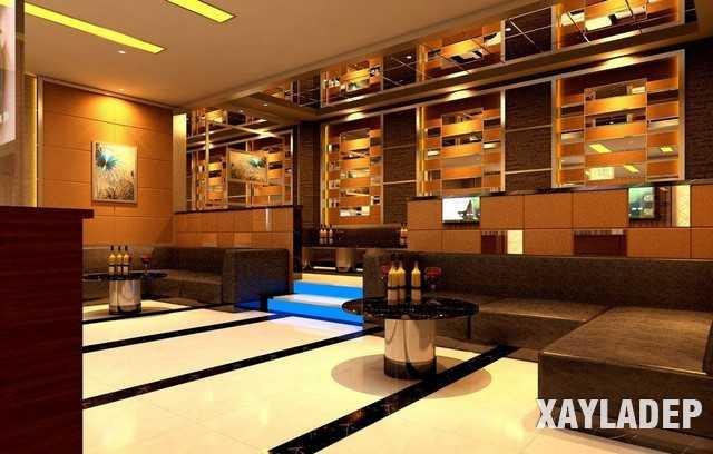 52 Mẫu thiết kế phòng karaoke đẹp nhất 2019 - Mẫu 26