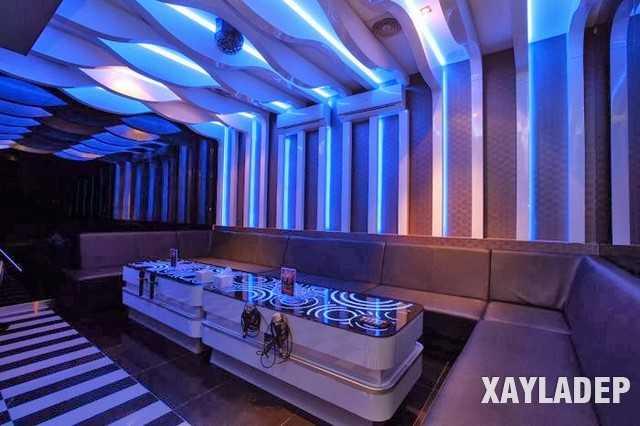 52 Mẫu thiết kế phòng karaoke đẹp nhất 2019 - Mẫu 27