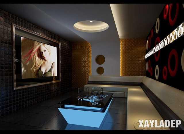 52 Mẫu thiết kế phòng karaoke đẹp nhất 2019 - Mẫu 29