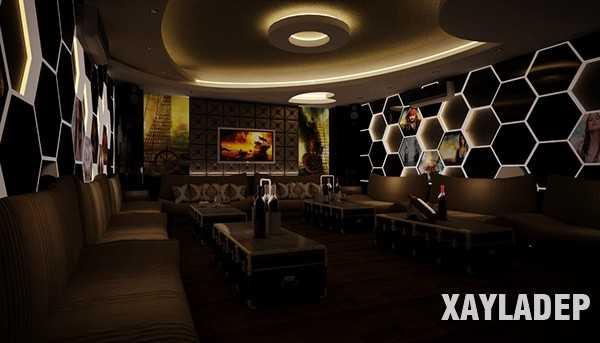 52 Mẫu thiết kế phòng karaoke đẹp nhất 2019 - Mẫu 18