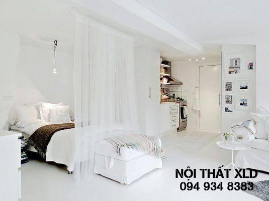 10-thiet-ke-thong-minh-cho-phong-ngu-nho-6 10 Thiết kế thông minh cho các phòng ngủ nhỏ