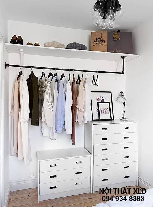 10-thiet-ke-thong-minh-cho-phong-ngu-nho-7 10 Thiết kế thông minh cho các phòng ngủ nhỏ