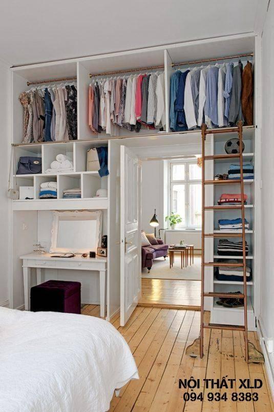 10-thiet-ke-thong-minh-cho-phong-ngu-nho-8 10 Thiết kế thông minh cho các phòng ngủ nhỏ