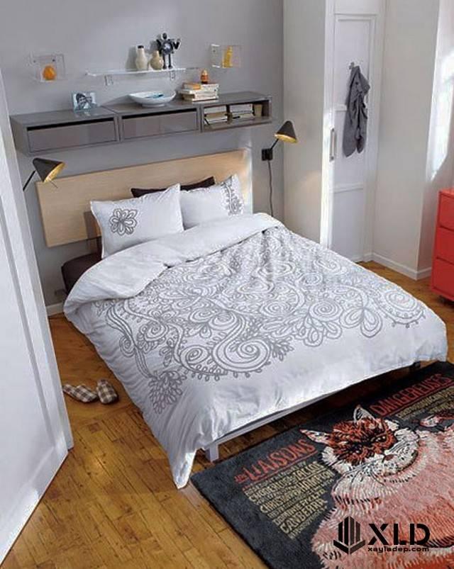 thiet-ke-phong-ngu-nho-12 20 Mẫu thiết kế phòng ngủ nhỏ đơn giản nhưng tuyệt đẹp - P2