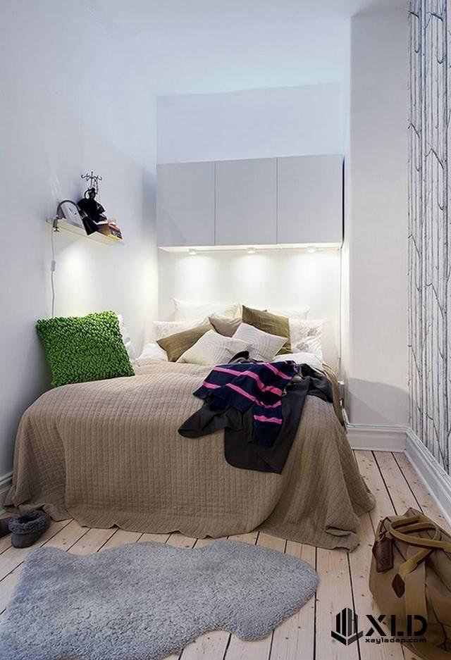 thiet-ke-phong-ngu-nho-15 20 Mẫu thiết kế phòng ngủ nhỏ đơn giản nhưng tuyệt đẹp - P2