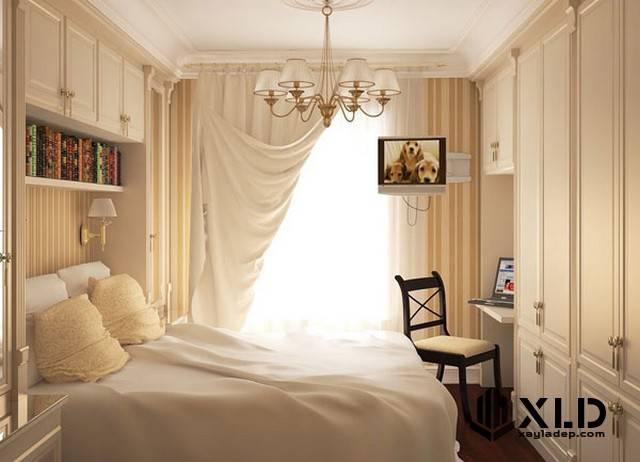 thiet-ke-phong-ngu-nho-16 20 Mẫu thiết kế phòng ngủ nhỏ đơn giản nhưng tuyệt đẹp - P2