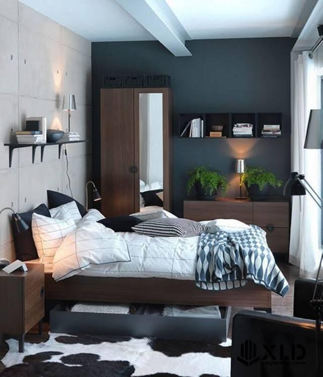 thiet-ke-phong-ngu-nho-20 20 Mẫu thiết kế phòng ngủ nhỏ đơn giản nhưng tuyệt đẹp - P2