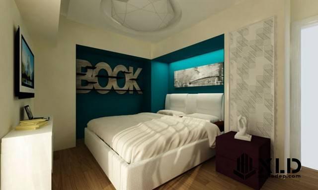 20 Mẫu thiết kế phòng ngủ nhỏ đơn giản nhưng tuyệt đẹp - Mẫu 05
