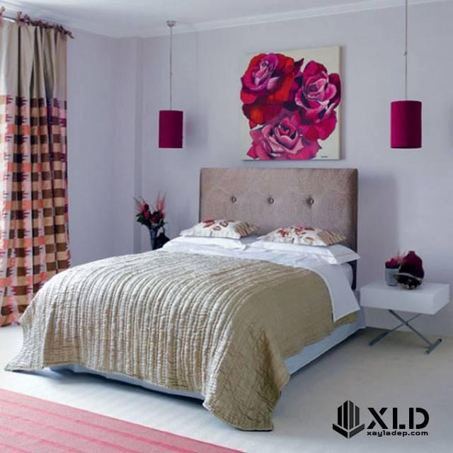 20 Mẫu thiết kế phòng ngủ nhỏ đơn giản nhưng tuyệt đẹp - Mẫu 06